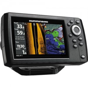 Humminbird Helix 5 CHIRP G2 Review
