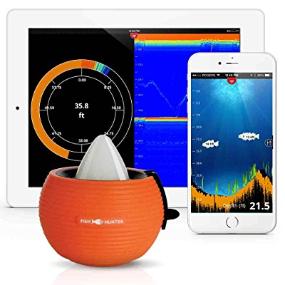 FishHunter Military Grade Fish Finder 3.0
