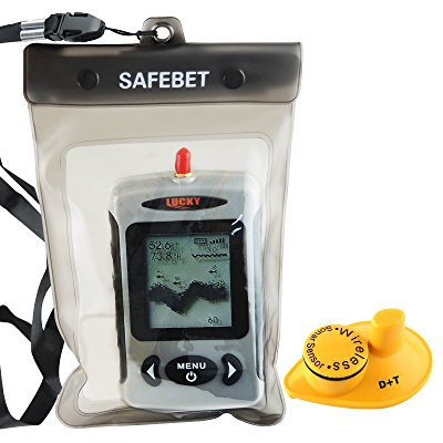 Lucky FFW-718 Wireless Portable Sonar Fish Finder
