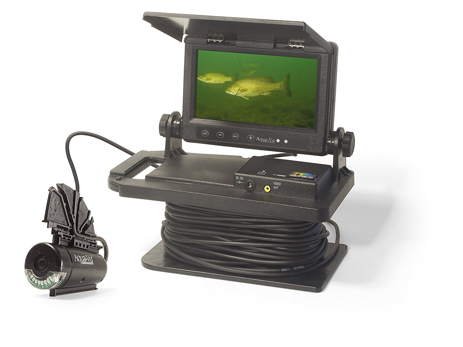 Best underwater cameras for ice fishing unbiased reviews for Best ice fishing fish finder
