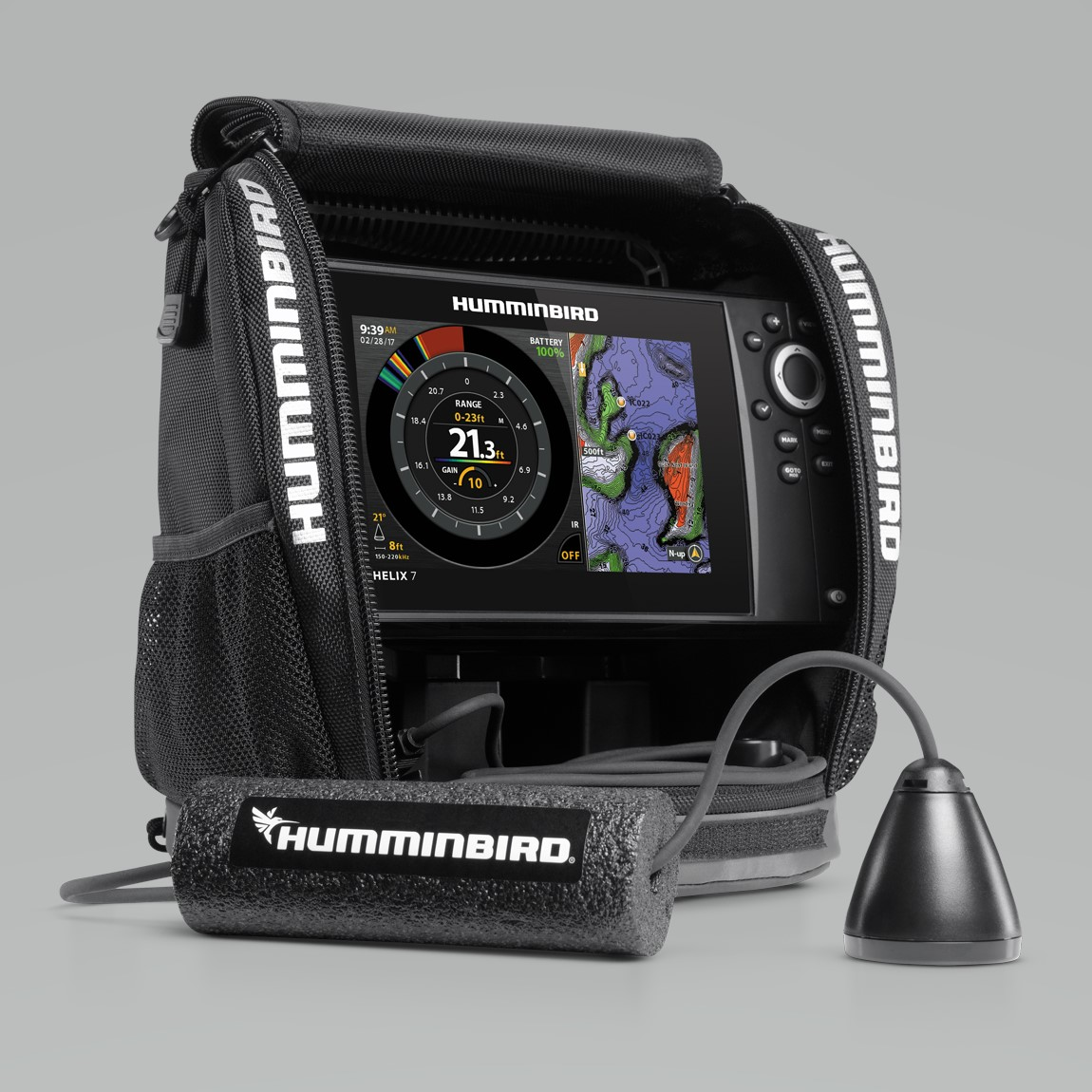 Best Ice Fishfinders - Buying Guide and Reviews