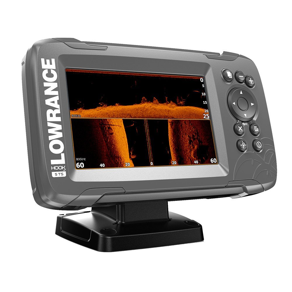 Lowrance HOOK2-5 with TripleShot Transducer
