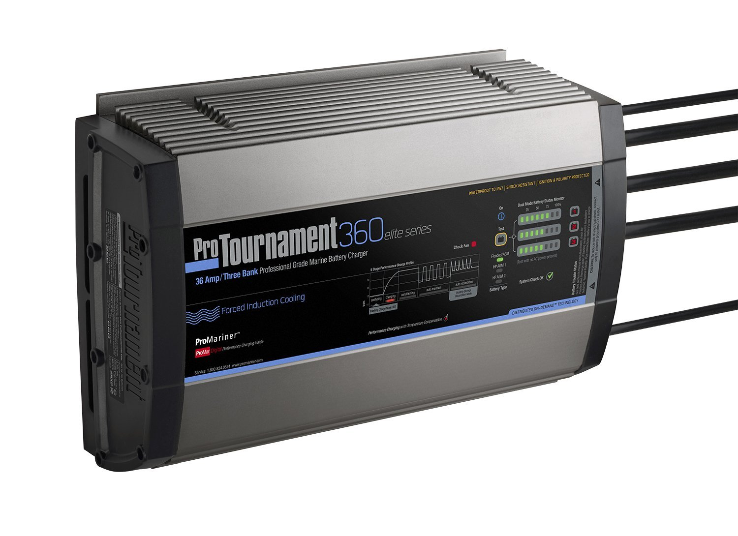 Best marine battery charger unbiased reviews for Battery powered fish finder