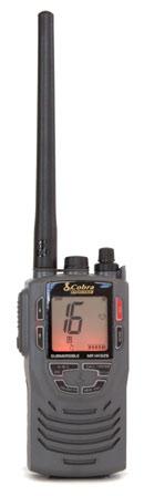 Cobra HH325 handheld vhf radio