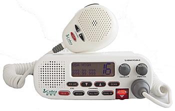 cobra f45-d marine vhf radio
