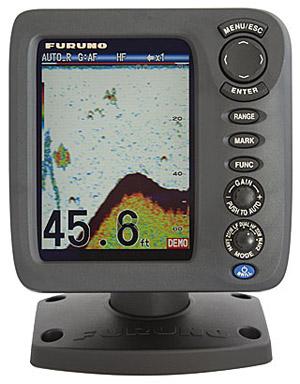 furuno fcv627 fish finder sounder bottom machine