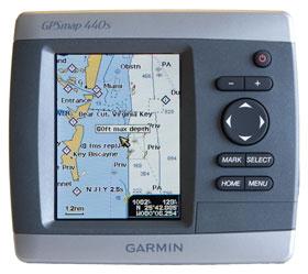 garmin 440s combo unit