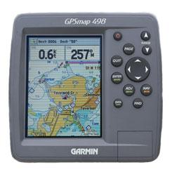 garmin 498c chartplotter