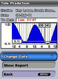 garmin 541 chart view