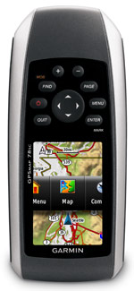 garmin 78sc portable gps