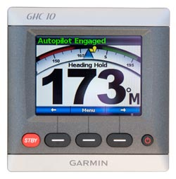 garmin ghc10 heading hold mode
