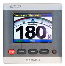 garmin ghc10 control head