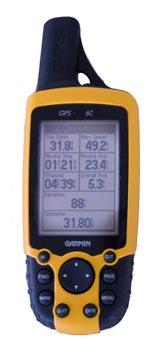 garmin 60 marine handheld gps