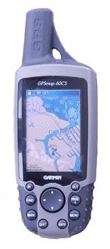 garmin 60cs marine handheld gps