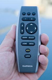 garmin rf remote control