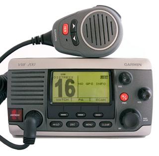 garmin vhf 200 marine vhf radio