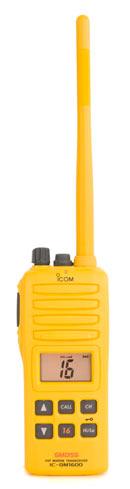 Icom GM1600 handheld vhf radio