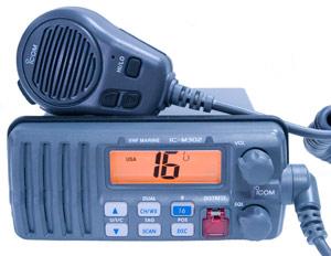 icom m302 marine vhf radio