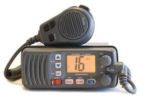 icom m304 marine vhf radio