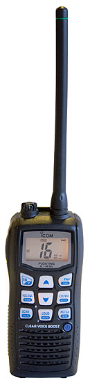 icom m36 handheld marine vhf radio