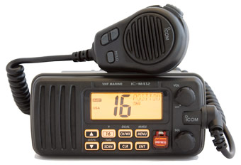 icom m412 marine vhf radio