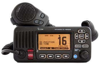 icom m424 marine vhf radio