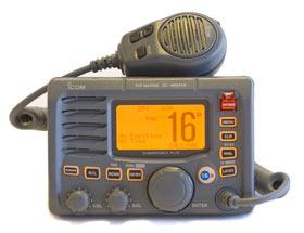 icom m504 marine vhf radio