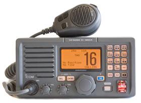icom m604 marine vhf radio