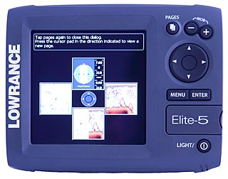 The Lowrance Elite-5 | Our complete unbiased review of the Lowrance