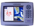lowrance chartplotter fishfinder combo