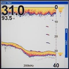lowrance lms525c df gps fishfinder