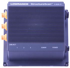 lowrance lss-1 black box sounder