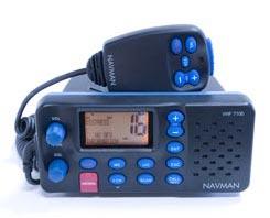 navman 7100 vhf radio