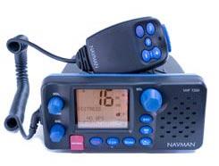 navman 7200 vhf radio