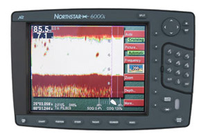 northstar 6000i multi function display
