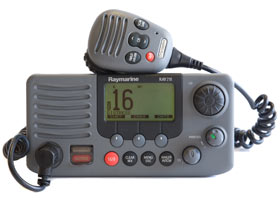 Raymarine 218 Our Independent Unbiased Marine Vhf Review