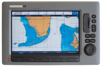 raymarine c120w multi-function display