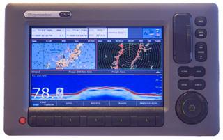 raymarine c90w multi-function display