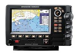 standard horizon cpv350 chartplotter