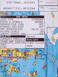 sitex colormax 5 marine chartplotter