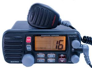 standard horizon gx1280s matrix marine vhf radio