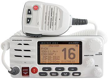 standard horizon gx2150 marine vhf radio