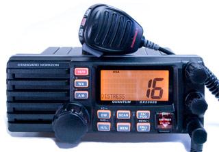 standard horizon gx2360s quantum marine vhf radio