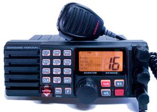 standard horizon gx3500s quantum marine vhf radio