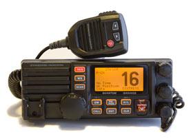 Standard Horizon GX5000S Quantum marine vhf radio