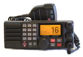 Standard Horizon GX5500S Quantum marine vhf radio