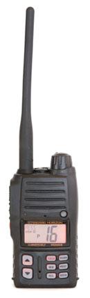 Standard Horizon HX500S LI handheld vhf radio