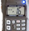 Standard Horizon HX600S handheld vhf radio