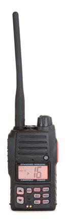 Standard Horizon HX600S LI handheld vhf radio