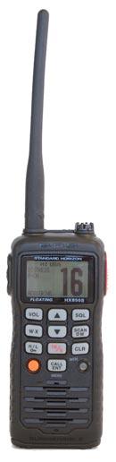 Standard Horizon HX850S handheld vhf radio